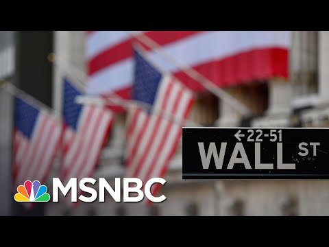 778,000 New Jobless Claims Filed As Dow Closes Above 30,000 For First Time   Stephanie Ruhle   MSNBC