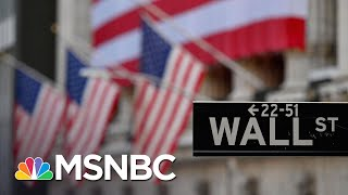 778,000 New Jobless Claims Filed As Dow Closes Above 30,000 For First Time | Stephanie Ruhle | MSNBC