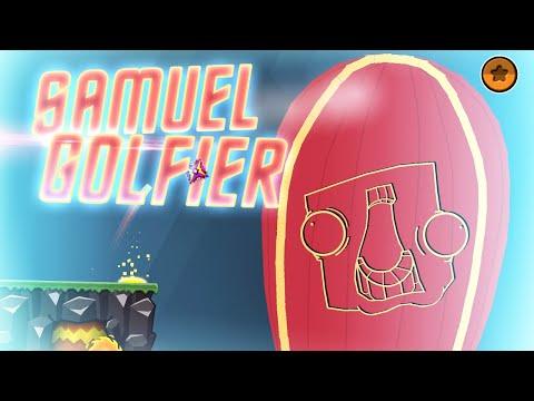 """Samuel Golfier"" (1 coin) by DanZmeN | Geometry Dash 2.11"