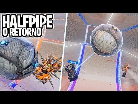 A GRANDE REVANCHE DO G0D NO HALFPIPE COM RUMBLE! DISPUTADÍSSIMO - Rocket League thumbnail