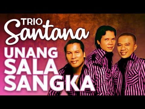 Trio Santana - Unang Sala Sangka (Official Lyric Video)