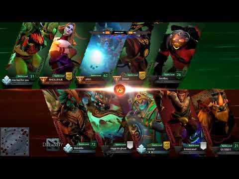 Dread's stream | Dota 2 - Warlock / Ogre Magi / Invoker | 05.07.2018