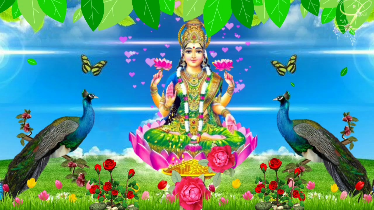 Maa Lakshmi Good Morning Video Beautiful Whatsup Status Happy Friday Youtube