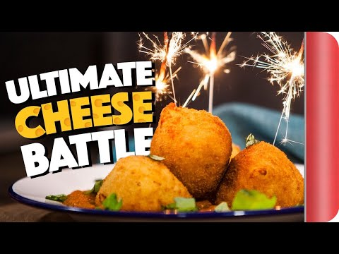 THE ULTIMATE CHEESE BATTLE