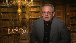 BEAUTY AND THE BEAST Director Bill Condon Interview