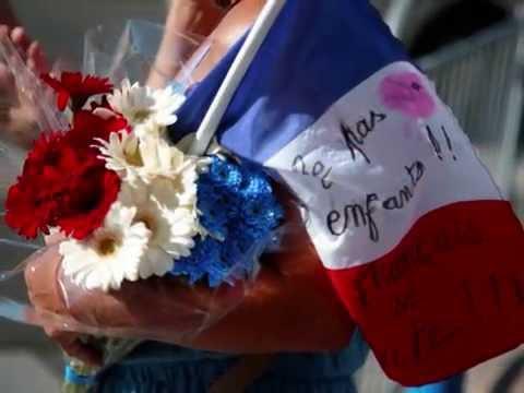 Mylène Farmer AVE MARIA   Hommage à Nice