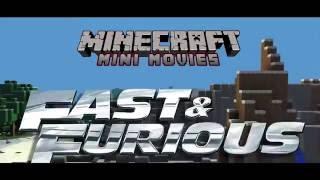Minecraft Форсаж  (Fast & Furious!)