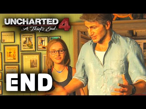 Uncharted 4: A Thief's End Gameplay Walkthrough Part 26 - Epilogue