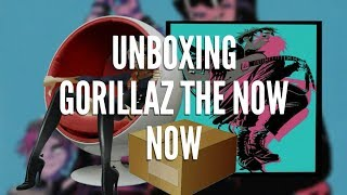 The Now Now - Gorillaz | UNBOXING