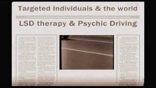 TI NEWS - LSD Therapy Psychic Driving