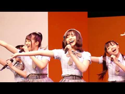 180902徳島みんなのカローラまつりAKB48チーム8 メンバーは中野郁海、人見古都音、行天優莉奈、春本ゆき、奥本陽菜、立仙愛理.
