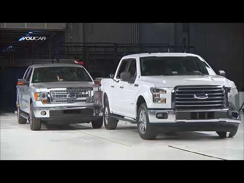 Aluminium Body vs Steel Body   Crash Test   TOP NEWS CAR