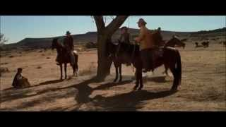Best Character Introduction in Cinema History - John Wayne - Big Jake