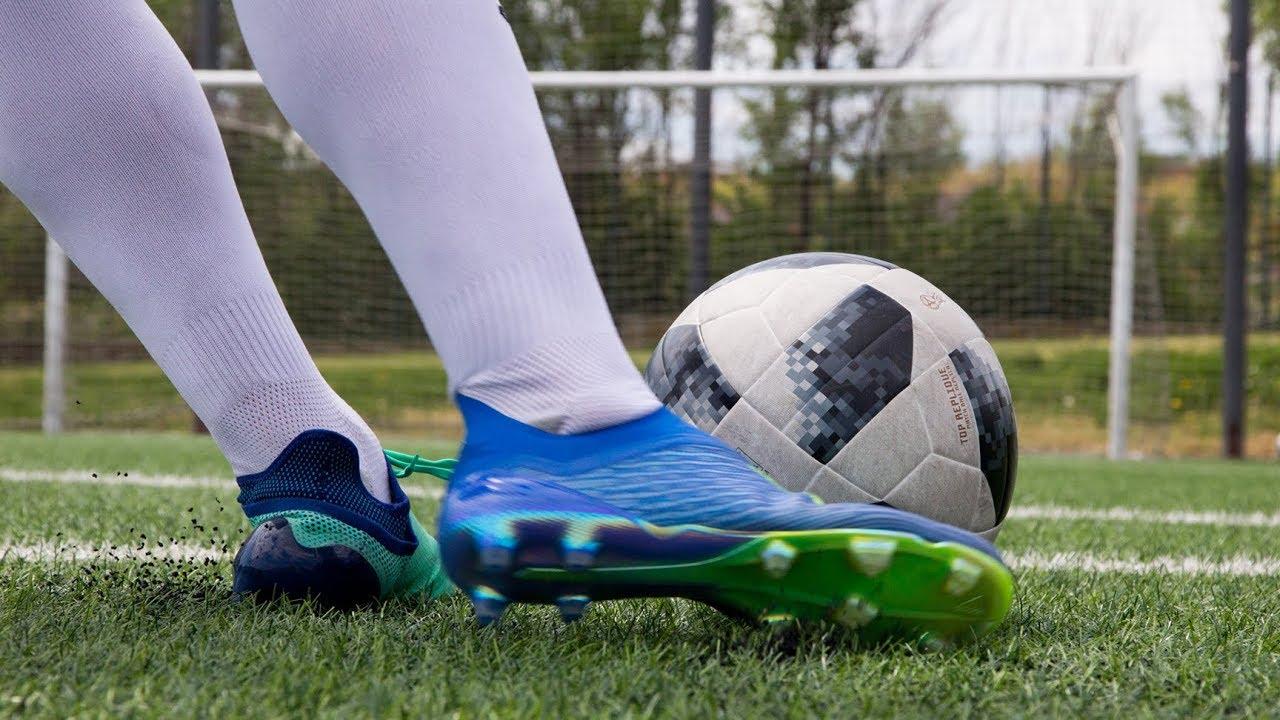 b0a30a0f1765 Botas Mundial 18 Vs Las To Del Face Adidas Face De 17 Playtest ...