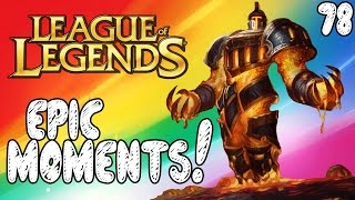 League of Legends Epic Moments - Typical Forecast, Blind Team, Hexakill