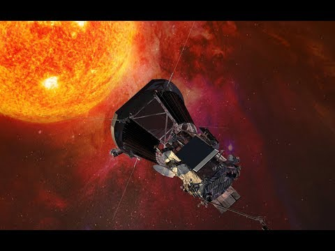 Nasa's daring mission to 'touch the sun'
