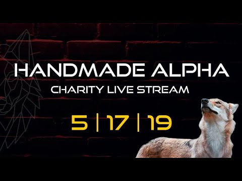 Handmade Alpha Charity Live Party - Supporting Suicide Prevention