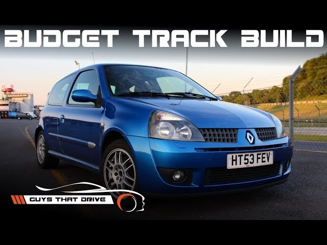 Did Our 850 Clio 172 Cup Survive Brands Hatch 1St Track Day Gtd Budget Track Build Ep 7