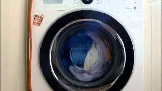 Samsung Diamond WF8804RP Washing Machine - towels main wash(, 2011-12-20T16:53:38.000Z)
