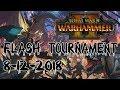 FLASH TOURNAMENT SERIES | Week 1 - Total War: Warhammer 2 Competitive Showdown