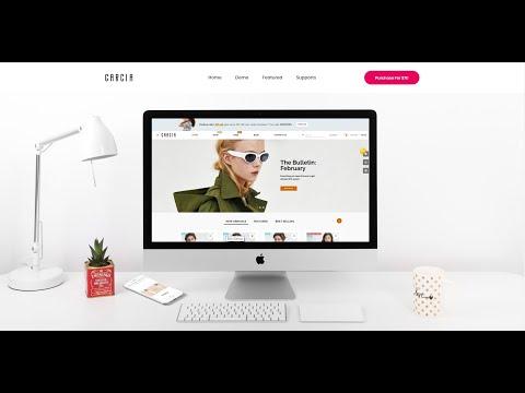 Bos Garcia - Best Responsive Prestashop 1.7 Theme Fashion Online Store