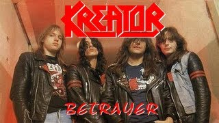 Kreator - Betrayer [With Lyrics]