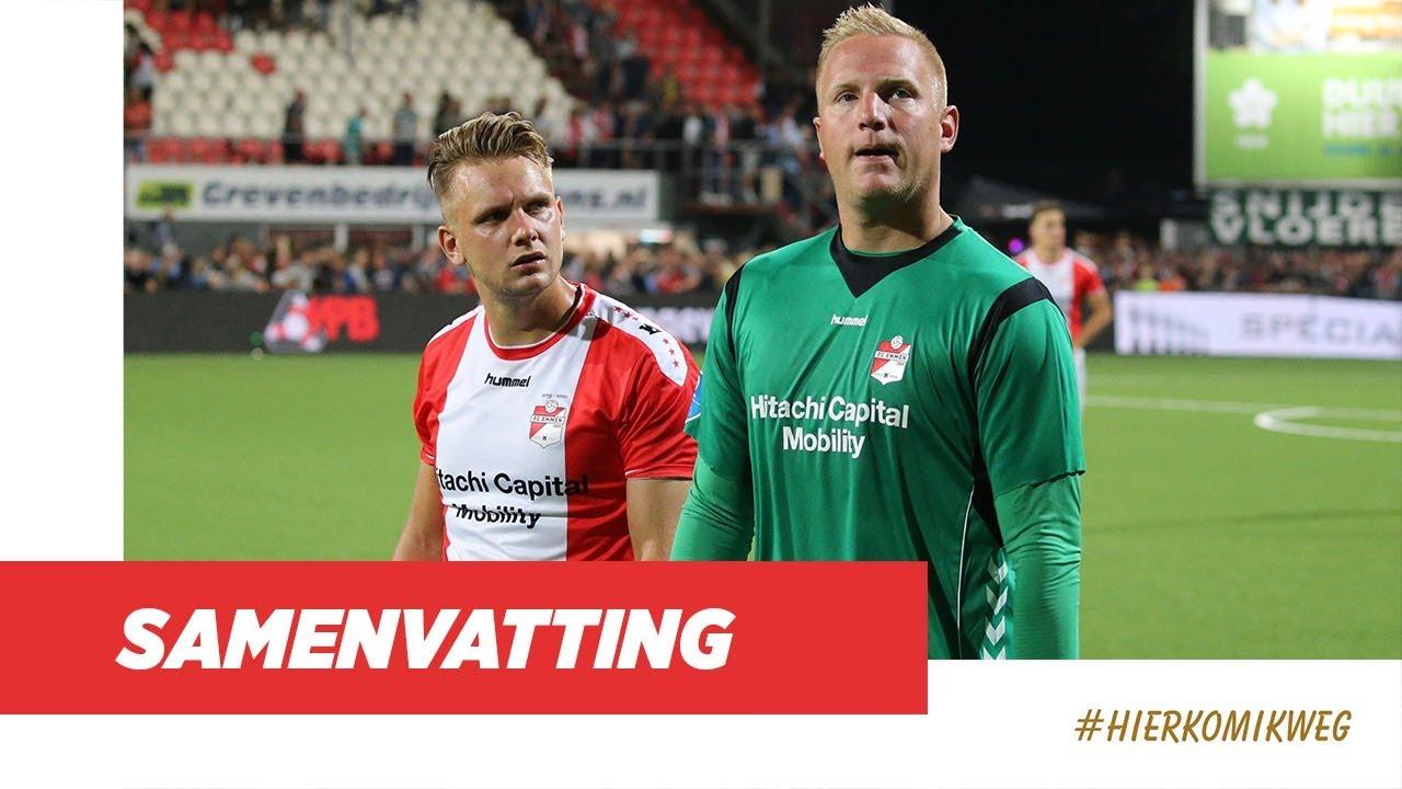 Samenvatting Fc Emmen Pec Zwolle Youtube