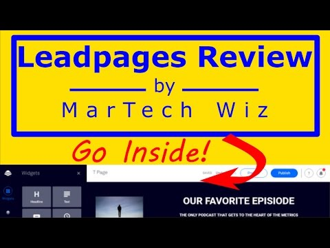 16 Landing Page Builders Reviewed and Ranked   [MarTech Wiz]