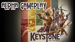12 minutes of Keystone (The Amazing Eternals) PC Gameplay Alpha build