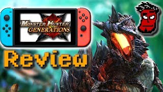 Monster Hunter Generations Ultimate Switch Review | Gameplay [German Deutsch]