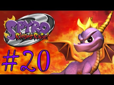 Cloud Temples - Let's Play Spyro Ripto's Rage - Part 20