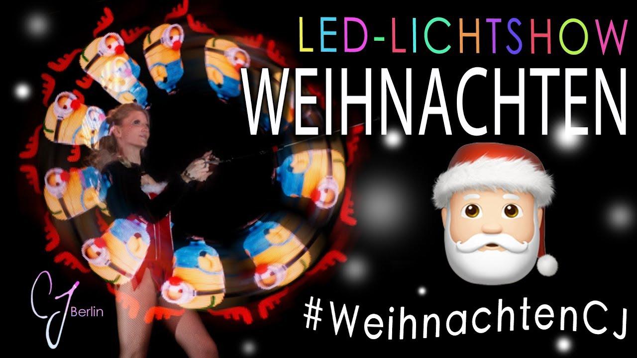 """""""WEIHNACHTEN"""" // LED-LICHTSHOW TRAILER // Cherry Johnson"""