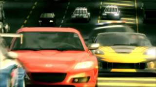 [PSP] Need For Speed - Most Wanted 5-1-0 Intro