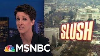 Excess Donald Trump Inauguration Cash Pairs With Donor Access | Rachel Maddow | MSNBC