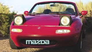 Mazda MX-5 Miata: All Advertisements 1989-1997