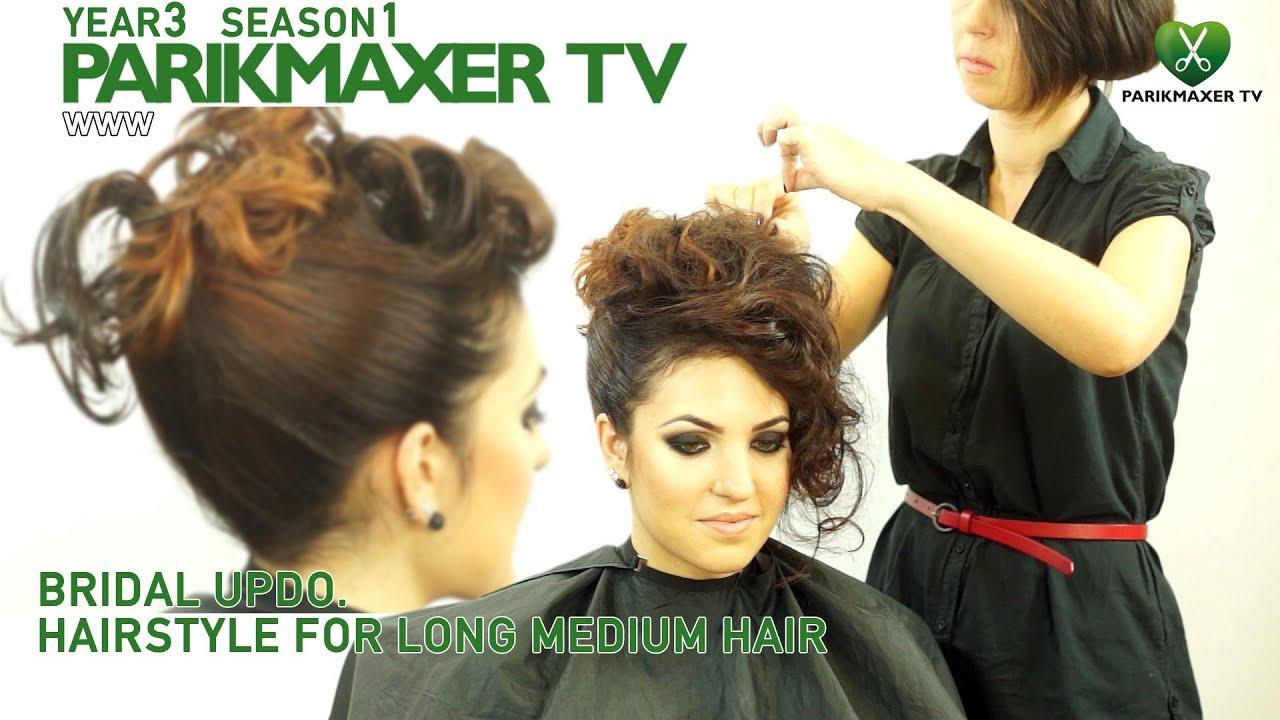 Парикмахер тв причёски на длинные волосы