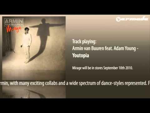 Armin van Buuren feat Adam Young  Youtopia