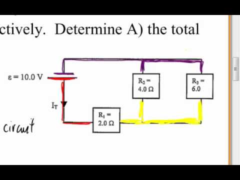 Lesson 65, Combined Circuits, Ammeters, and Voltmeters.mp4 on