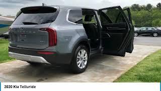 2020 Kia Telluride New  Rusty Wallace Auto  Morristown, TN  423-586-1441 Live  K5802