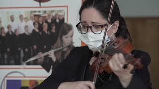 Athenry Music School Sinfonietta, director Sinead Hayes. Corelli Christmas Concerto: Pastorale