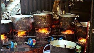 Phú Thọ: Rùng rợn kỳ án nấu x.ư.ơ.n.g người thành cao