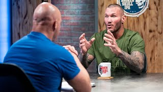 Randy Orton and Steve Austin debate RKO vs. Stunner: Broken Skull Sessions sneak peek