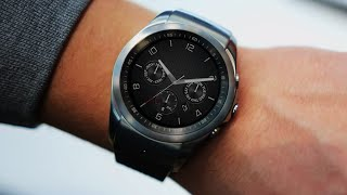 Обзор LG Watch Urbane LTE