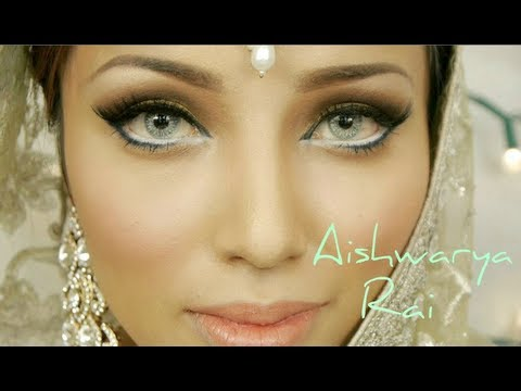 Aishwarya Rai Make-up Tutorial Travel Video