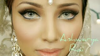 Aishwarya Rai Make-up Tutorial