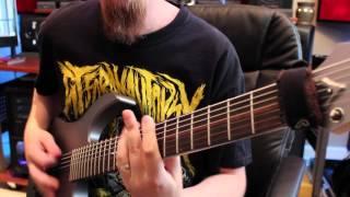 Keith Merrow- Pro Tone COR Boost Pedal Demo