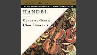 Concerto grosso in D minor, Op. 3 No. 5 (HMV 316) : III. Adagio