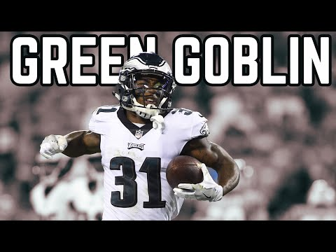 Today is Jalen Mills, The Green Goblin's 26th Birthday. Here's his Best Year, 2017, Highlights
