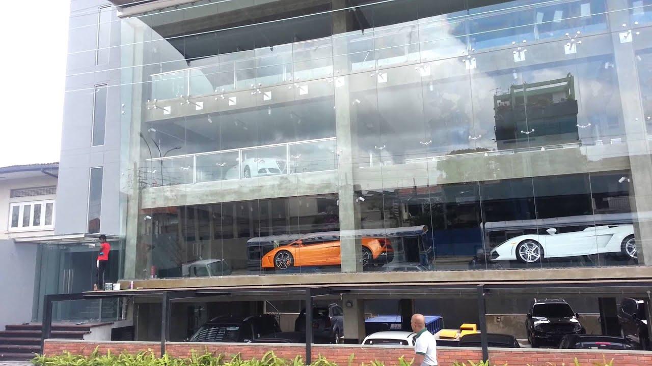 Lamborghini Showroom In Sri Lanka Https Goo Gl 5q6uye Youtube