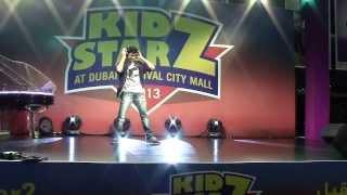 Indian Breakdancer in DFC - Semi Finals